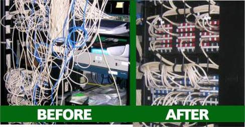AFFORDABLE CABLING SERVICES IN PORTLAND OR, REWIRING